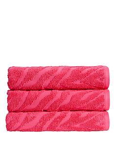 kingsley-zebra-towel-range