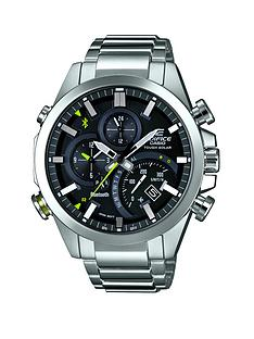 casio-edifice-black-dial-and-stainless-steel-bracelet-mens-watch