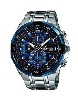 casio-edifice-edifice-blackblue-dial-and-stainless-steel-bracelet-mens-watch