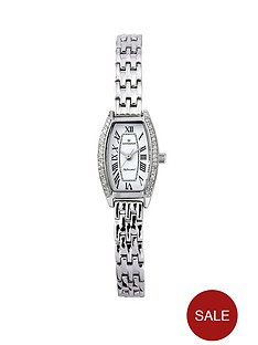 sovereign-personalised-sterling-silver-25-points-diamond-set-bracelet-ladies-watch