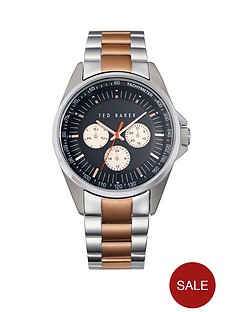 ted-baker-multifunction-dial-with-rose-gold-and-stainless-steel-bracelet-mens-watch