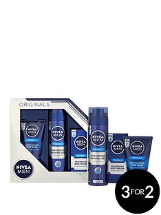 nivea-men-regime-gift-set