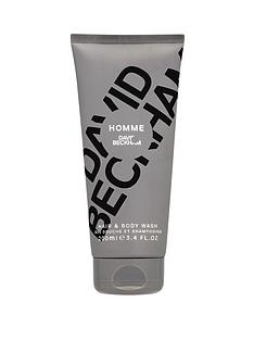 beckham-homme-200ml-hair-and-body-wash