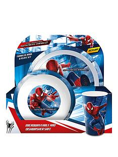 the-amazing-spider-man-dining-set