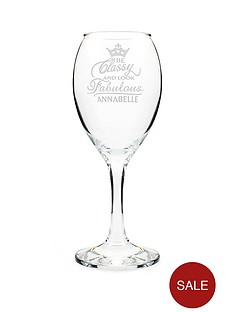 personalised-classy-and-fabulous-wine-glass