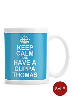personalised-keep-calm-and-have-a-cuppa-mug