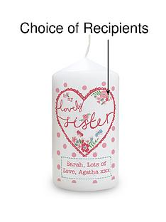 personalised-floral-heart-candle-choice-of-recipients