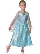 Musical and Light-Up Child's Elsa Costume