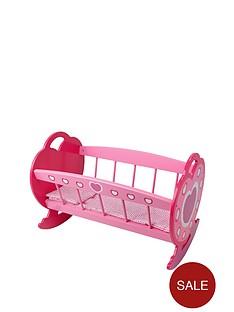 dollsworld-wooden-rocking-cradle
