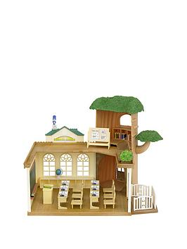 sylvanian-families-country-tree-school