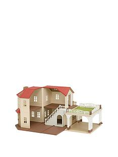 sylvanian-families-maple-manor-with-carport