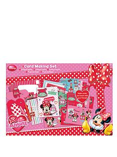minnie-mouse-card-making-set