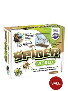 my-living-world-spider-world