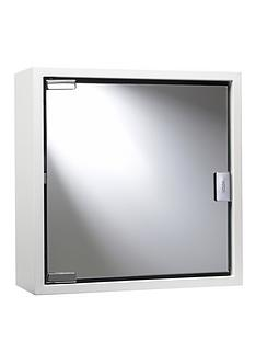 croydex-coloured-steel-cabinet-white