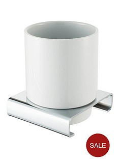 aqualux-haceka-dude-cup-holder-white