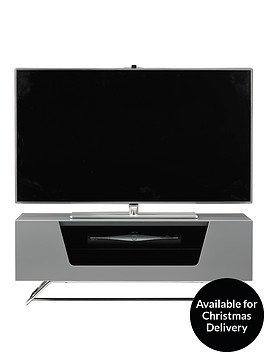 alphason-chromium-tv-stand-fits-up-to-50-inch-tv-grey