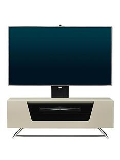 alphason-chromium-cantilever-tv-stand-ivory-fits-up-to-50-inch-tv