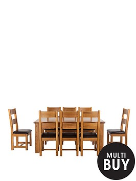 oakland-170-cm-solid-oak-dining-table-8-chairs-buy-and-save