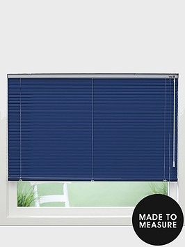 made-to-measure-25-mm-aluminium-venetian-blinds-dark-blue
