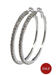 silver-tone-diamante-large-50-mm-hoops