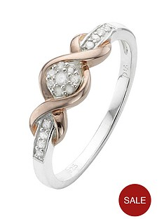 love-silver-sterling-silver-and-rose-gold-plated-diamond-set-infinity-ring