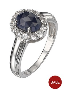 love-gem-sterling-silver-blue-sapphire-and-cubic-zirconia-cluster-ring