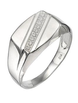 love-diamond-sterling-silver-5-point-diamond-mens-signet-ring