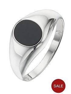 love-gem-sterling-silver-black-agate-mens-ring