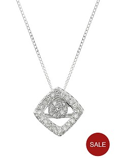 love-diamond-9-carat-white-gold-shimmering-10-point-diamond-square-pendant