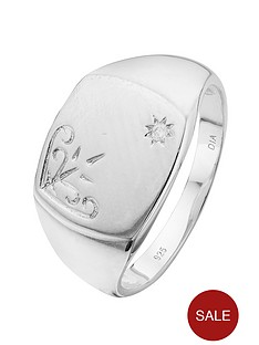 love-silver-sterling-silver-diamond-set-mens-signet-ring