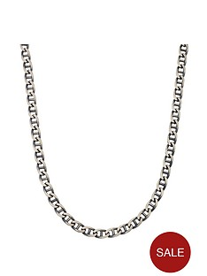 love-silver-sterling-silver-gunmetal-solid-marine-link-mens-chain