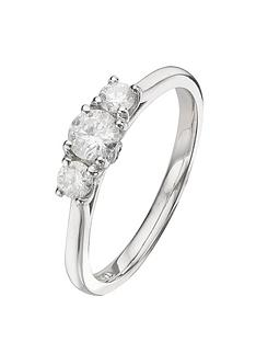 everlasting-diamonds-18-carat-white-gold-50-point-trilogy-ring
