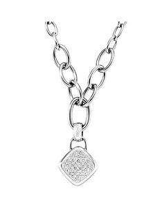 dkny-stainless-steel-clear-pave-cushion-pendant-necklace