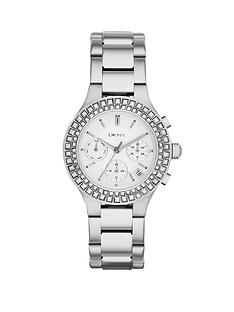 dkny-chambers-stainless-steel-chronograph-ladies-watch-38-mm