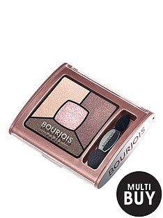 bourjois-smoky-stories-eyeshadow-over-rose-and-free-bourjois-smudging-brush