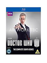 Doctor Who - Complete Series 8 Boxset - Blu-Ray
