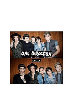 one-direction---four-cd