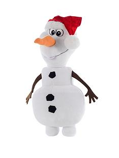 disney-frozen-large-olaf-with-xmas-hat