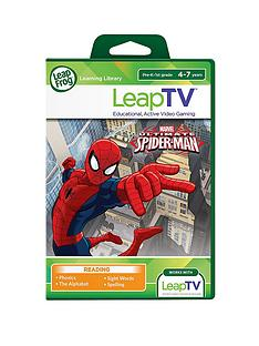 spiderman-leaptvtrade-marvels-ultimate-spider-man-educational-active-video-game