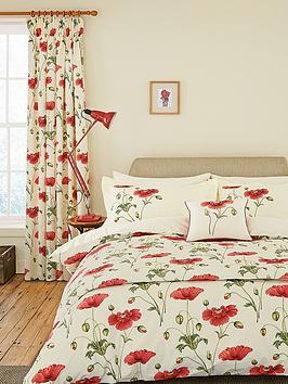 sanderson-options-persian-poppy-bedding-range