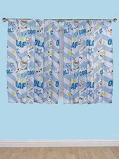 disney-frozen-olaf-curtains