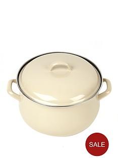 swan-16-cm-casserole-pot-cream