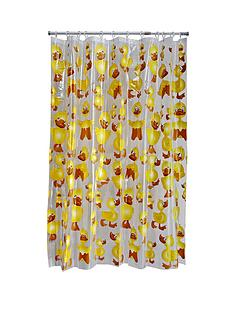 aqualona-cheeky-duck-shower-curtain-multi