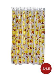 aqualona-cheeky-duck-shower-curtain-multi