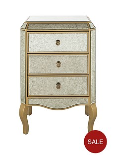 new-vintage-ready-assembled-mirrored-3-drawer-chest