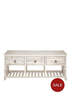 coastal-3-drawer-bench