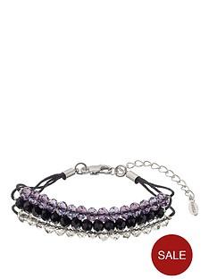 fiorelli-tonal-beaded-cord-bracelet