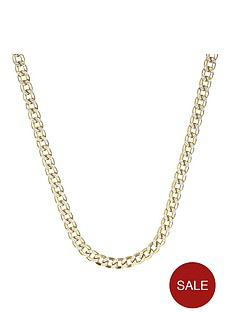 love-silver-sterling-silver-and-yellow-gold-bonded-pave-curb-chain