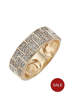 love-diamond-9-carat-yellow-gold-1-carat-diamond-greek-key-band-mens-ring