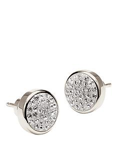 folli-follie-bling-chic-stud-earrings-silver